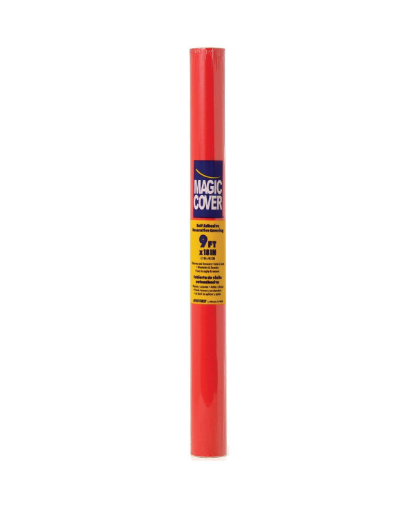 Magic Cover Roll, Red