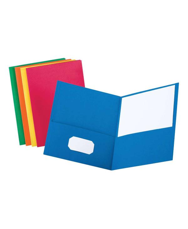 Twin Pocket Folders,...