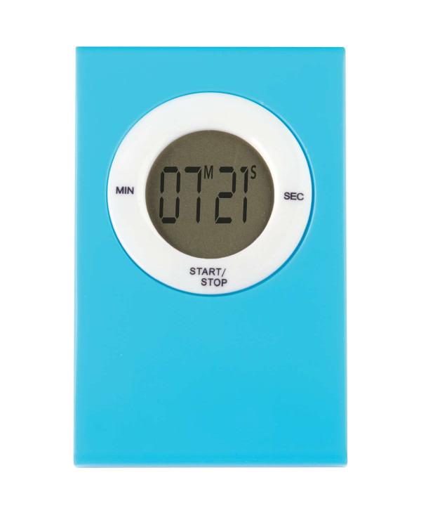 Magnetic Digital Timer, Aqua